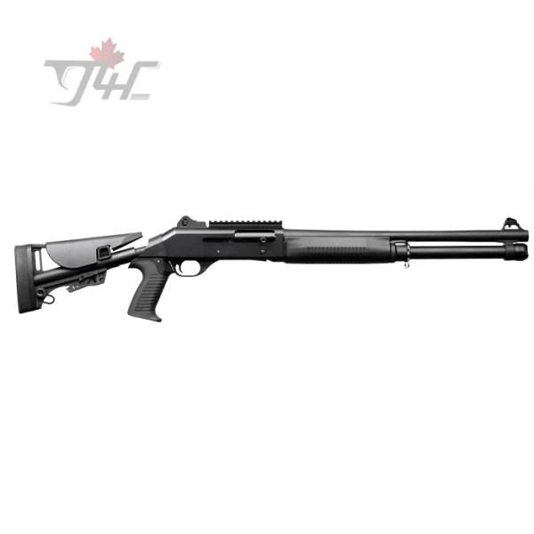 """Sulun Arms Tac-12 12Gauge 18.5"""" BRL Black"""