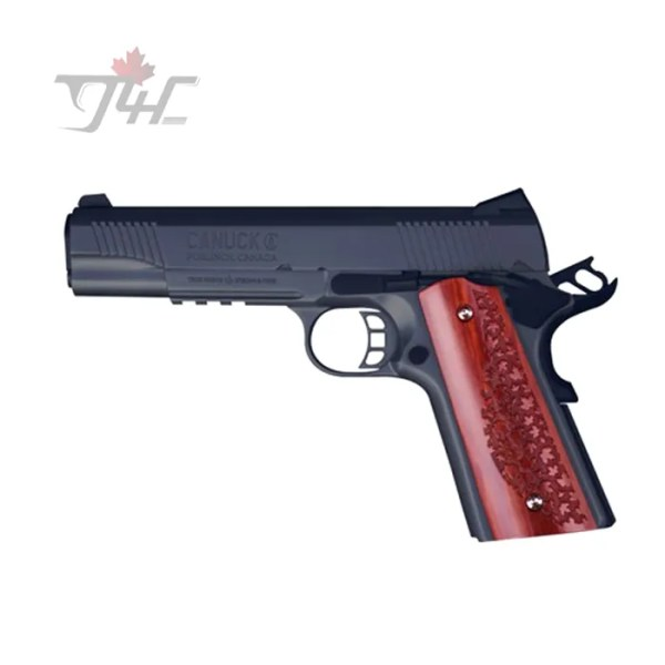"Canuck 1911 9mm 5"" BRL Blued"