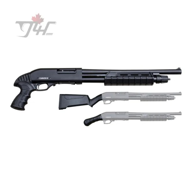 "Canuck Enforcer 12Gauge 17"" BRL Black"