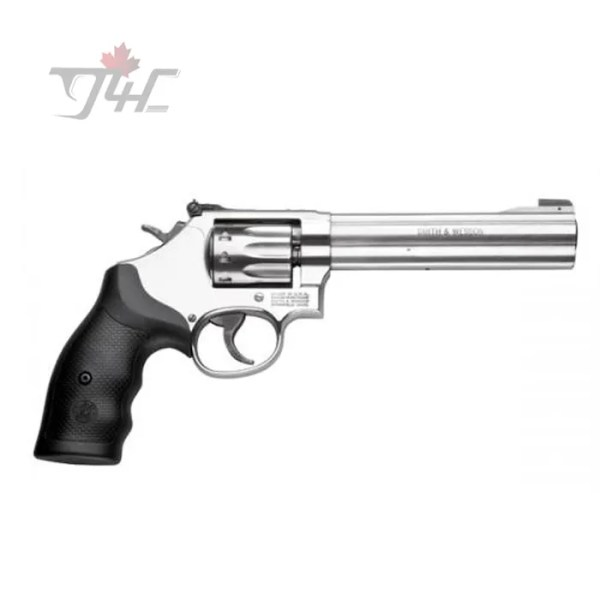"""Smith & Wesson 617 .22LR 6"""" BRL STS"""