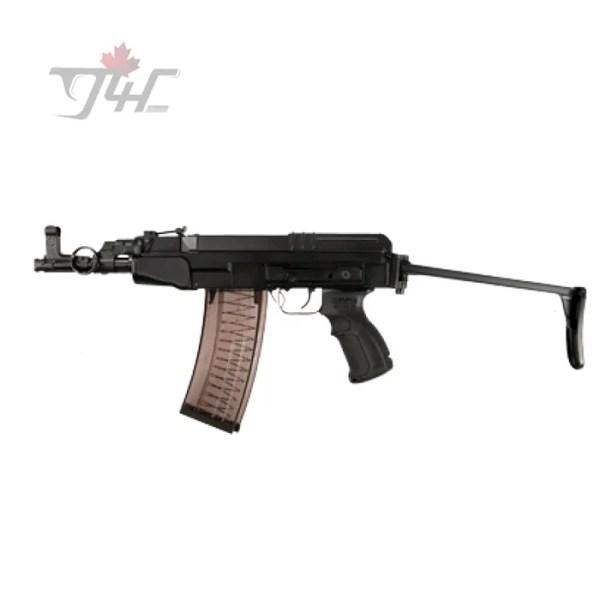 "CSA VZ58 Super Short Compact 5.56NATO 7.5"" BRL Black"