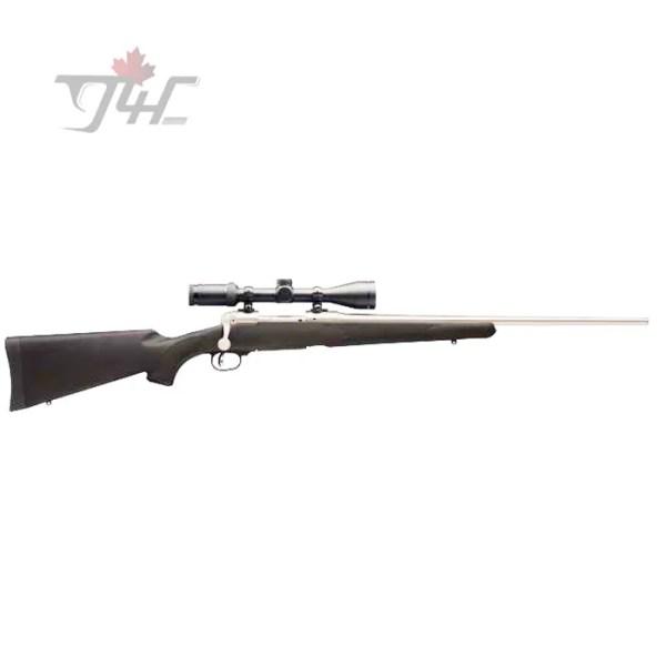 "Savage 16/116 Trophy Hunter XP w/Scope 30-06SPRG 22"" Black"