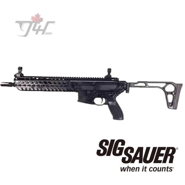 "Sig Sauer MCX CQB SBR 5.56NATO 11.5"" BRL Black"