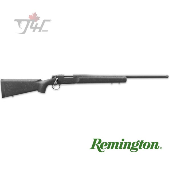 "Remington 700P .308WIN 24"" BRL Black"