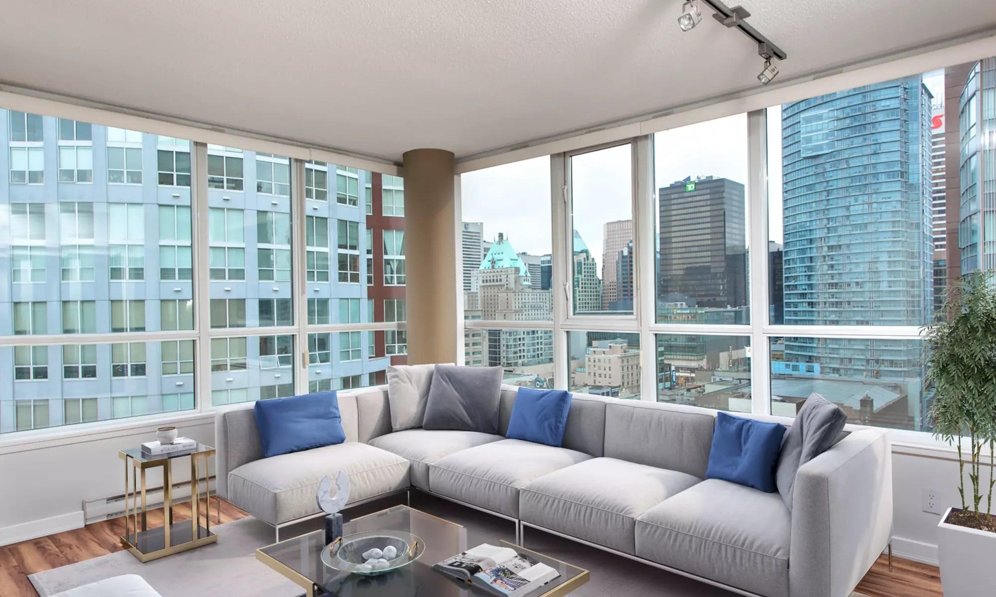 Downtown Vancouver BC Apartments For Rent Metropolitan