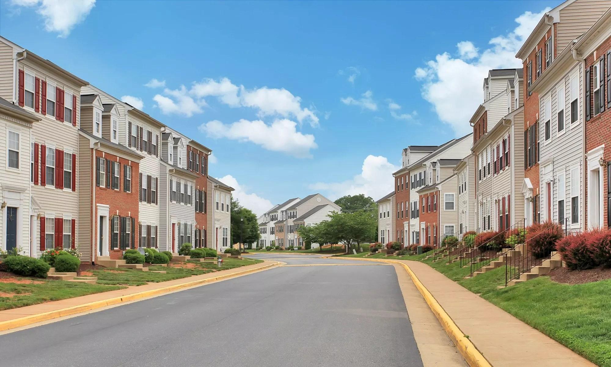 Fredericksburg Townhomes For Rent