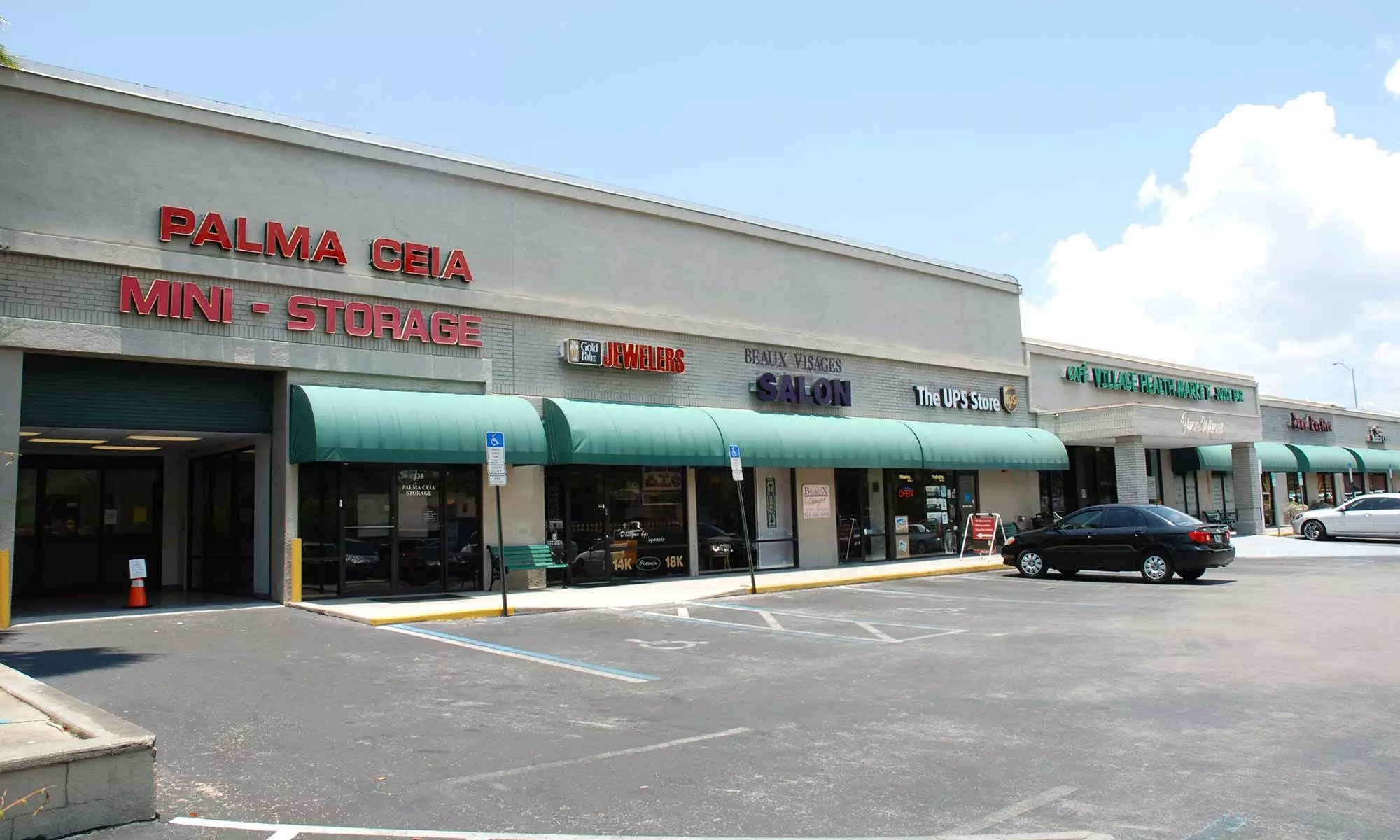 Self Storage Units South Tampa Fl Palma Ceia Air Conditioned