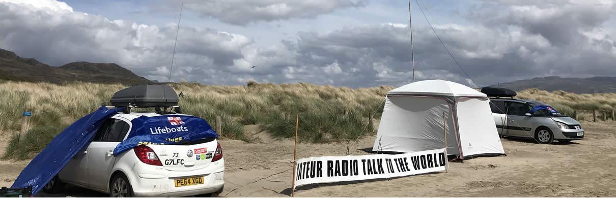 SOS Radio Week on Black Rock Sands