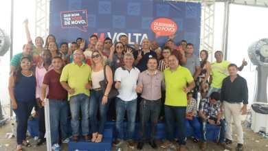 Foto de Prefeito Zé Martins e Comitiva participam da Convenção do MDB
