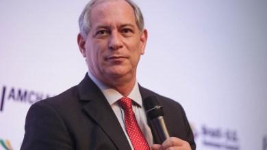 Foto de Ciro Gomes oficializa sua candidatura a Presidência