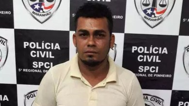 Foto de Polícia prende homicida em Pinheiro-MA