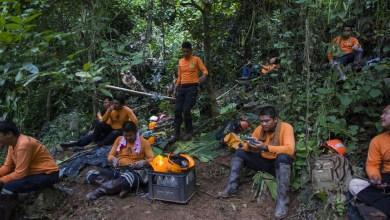 Foto de Quatro meninos são resgatados de caverna na Tailândia