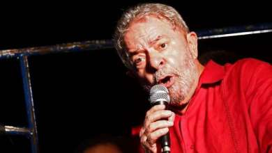 Foto de Lula deve ser solto neste domingo (8)