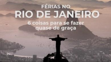 Photo of Férias no Rio de Janeiro gastando pouco
