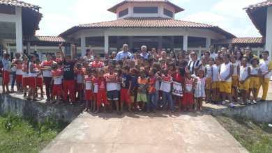 Foto de Prefeitura e Sebrae capacitarão alunos de Bequimão
