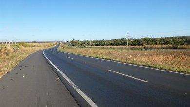 Foto de Qualidade do asfalto nas estradas