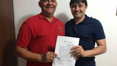 Foto de Prefeito Zé Martins assina convênio de R$ 3 milhões com a Funasa
