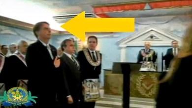 Foto de Bolsonaro faz pacto até na Maçonaria