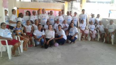 Photo of Prefeita Tatyana Mendes homenageia idosos em Porto Rico