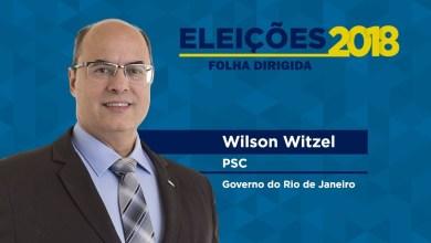 Foto de Wilson Witzel é eleito governador do Rio de Janeiro