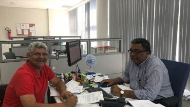 Foto de Prefeito de Bequimão vai receber verbas federais para obras e serviços