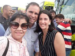 Photo of Fátima Araújo participa de entrega de ônibus em São Luís