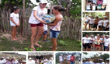 Photo of Ação Social é realizada em Bequimão pelo projeto Sonho Real
