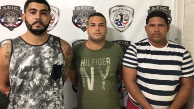 Photo of Traficantes caíram nas redes da polícia