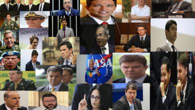 Photo of Metade do ministério de Bolsonaro vem de família de políticos