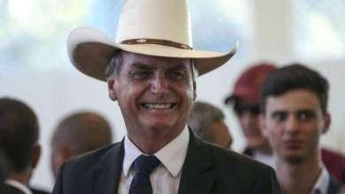 Foto de Bolsonaro é comparado a Donald Trump