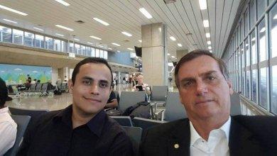 Photo of Bolsonaro nomeia administrador da Página do Ódio