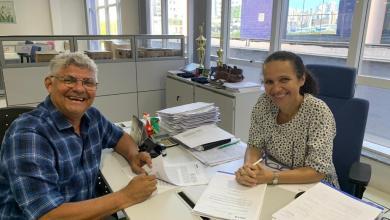 Photo of Prefeito Zé Martins assina convênio de quase R$ 2 milhões