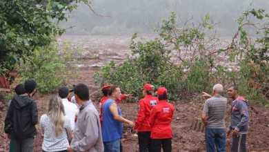Foto de Risco de novos rompimentos de barragem em Brumadinho-MG
