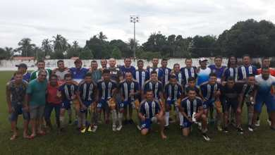 Foto de Miranda do Norte vence Alcântara e está na final do Intermunicipal