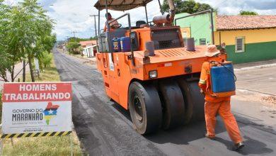 Photo of Mais Asfalto está em andamento em 61 municípios do MA
