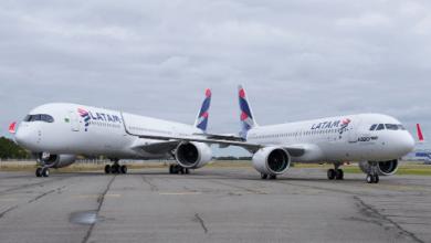 Foto de LATAM confirma motivo que encerra voos direto de São Luís para o RJ