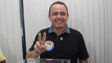 Foto de Erlânio Xavier é aclamado presidente da Famem