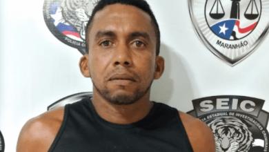 Foto de Suspeito de estupro em Bequimão é preso em São Luís-MA