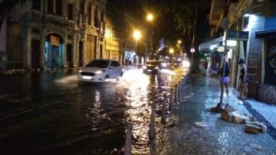 Photo of Chuva forte atinge vários bairros do RJ