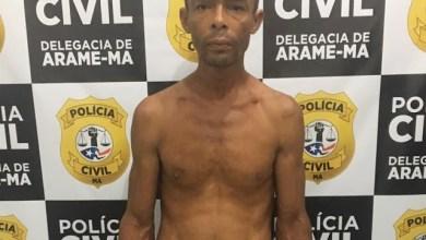 Foto de Padrasto é preso acusado de estupro no MA
