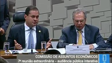 Foto de Weverton pede a Guedes reclassificação fiscal do MA