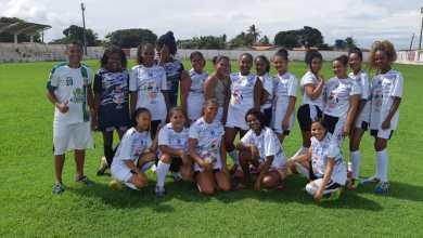 Photo of Rodada com goleada no Campeonato Feminino de Alcântara-MA