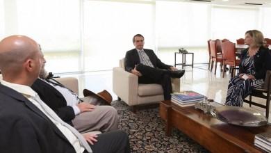 Foto de Senadora do PSL é cassada pelo TRE