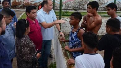Foto de Praça no de João de Deus passará por reforma