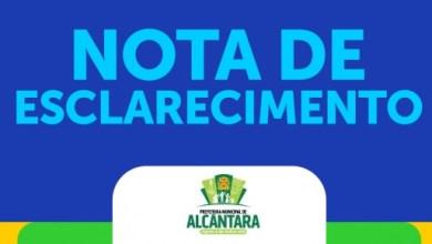 Foto de Prefeitura de Alcântara divulga Nota de Esclarecimento