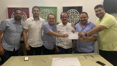 Photo of Dr. Julinho se filia ao PSDB de Ribamar-MA