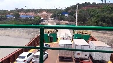 Photo of Ferry boat tem problemas mecânicos e atrasa viagem no Cujupe