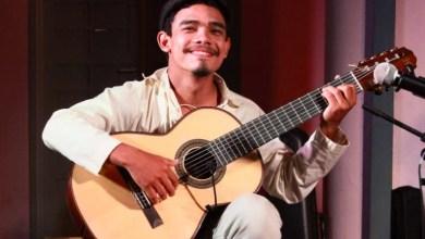 Photo of Músico Tiago Fernandes é atração do Festival Internacional de Violão de São Luís