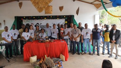 Foto de 7ª Semana do Bebê Quilombola é aberta em Bequimão-MA