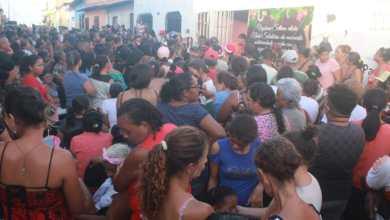 Foto de Vereadora Fátima Araújo e Instituto ISA entregam 2 mil cestas básicas